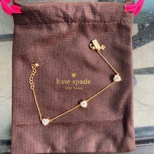 Kate Spade Heart Bracelet! ❤️❤️❤️